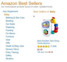 amazon bestseller baby gifts